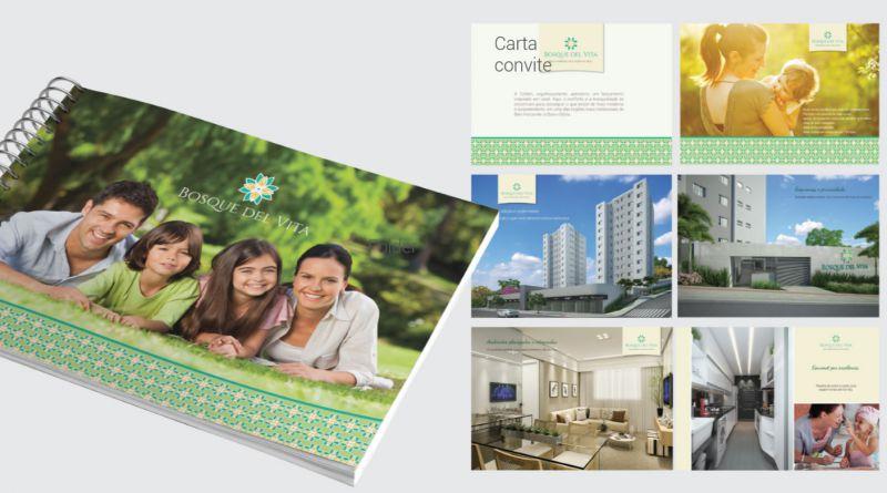 Presentation e Carta convite