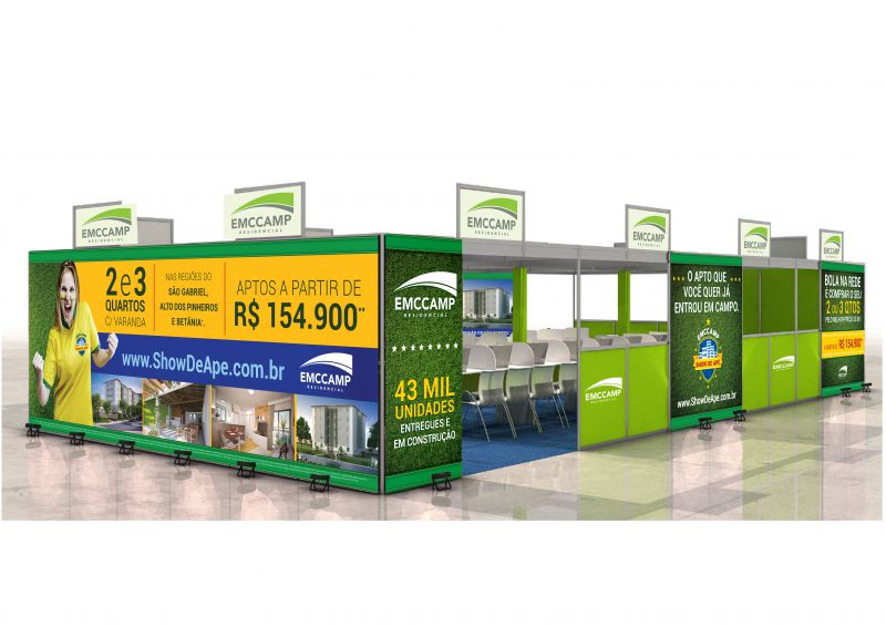 Painel Stand